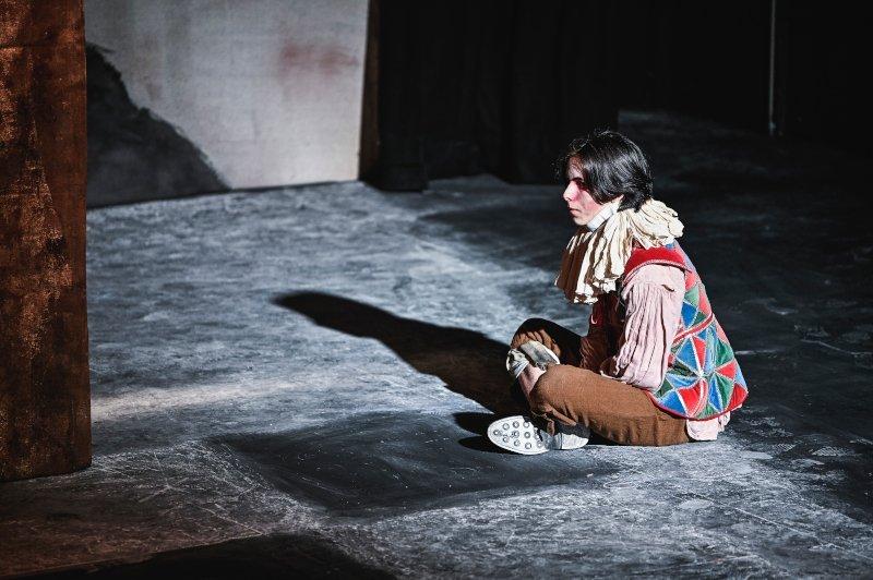 Performer in Fleur Snow directed Coram Boy